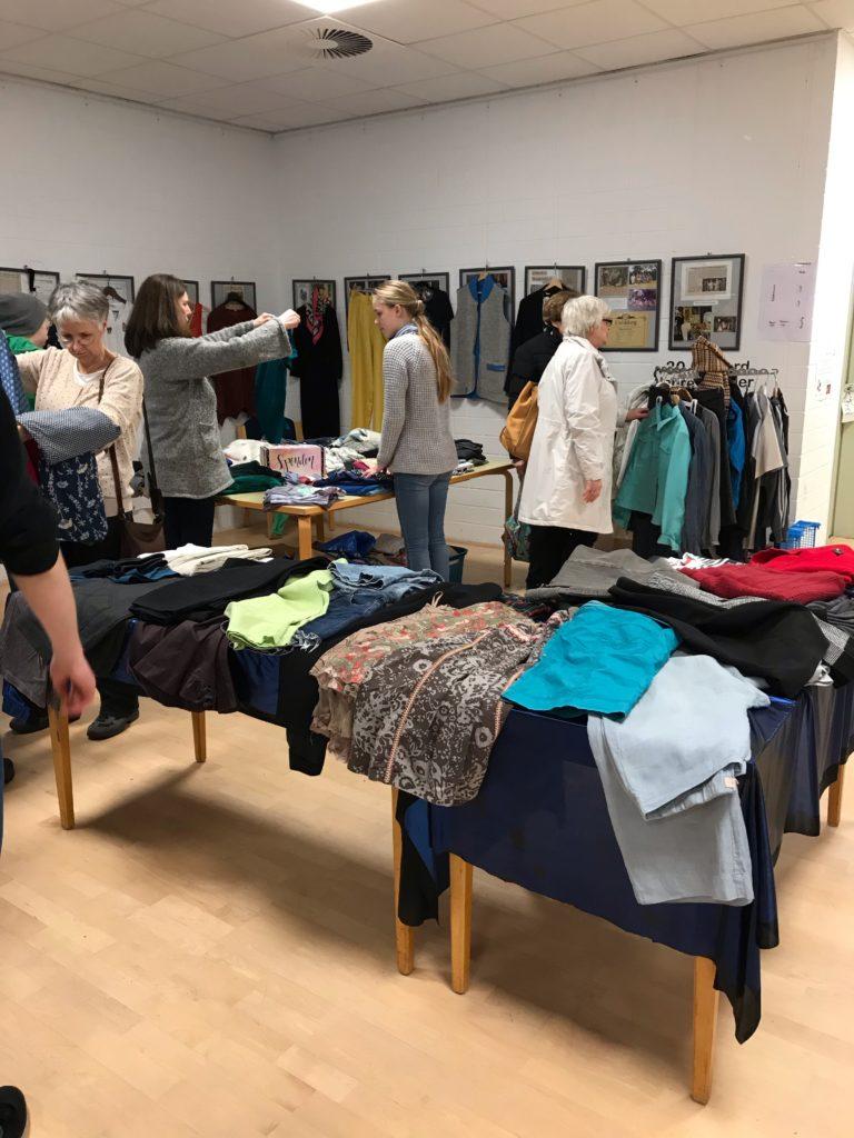 Nachhaltigkeit Kleidertausch