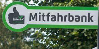 Mitfahrbank