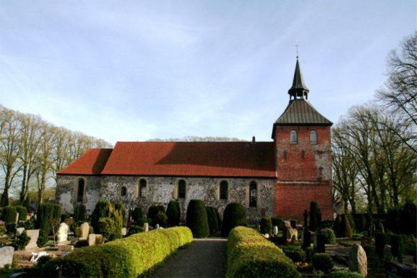 St. Marienkirche Grundhof