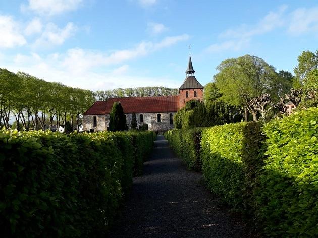 St Marienkirche Grundhof