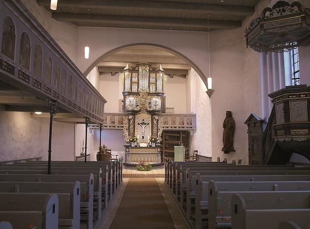 die neue alte Orgel